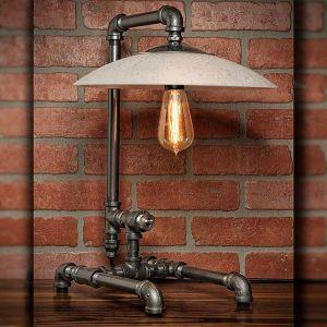 TTNT58018 - Đèn trang trí chân ống nước