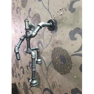 TTNT58011- Chân đèn ống nước hình người ver 3