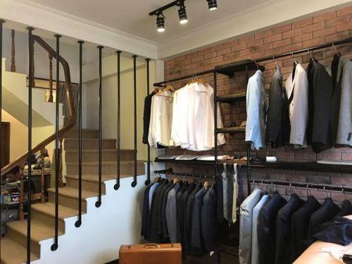 KTD58017 Kệ treo đồ shop thời trang