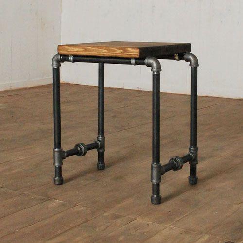 GH58001- Ghế chân ống nước hình vuông